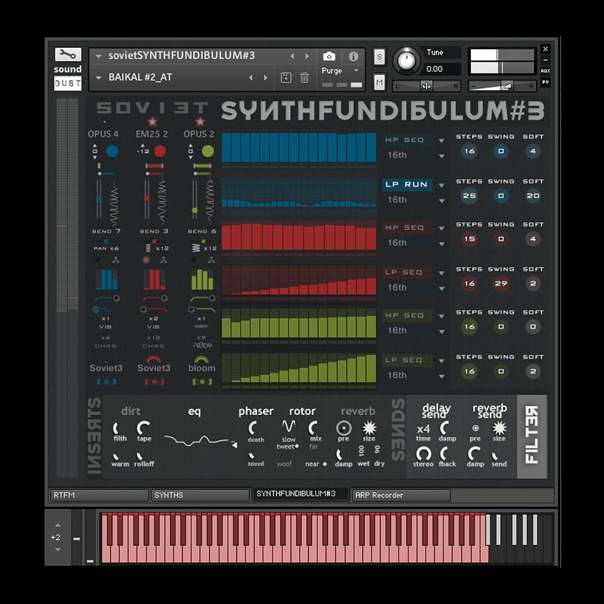 Synthfundibulum 3