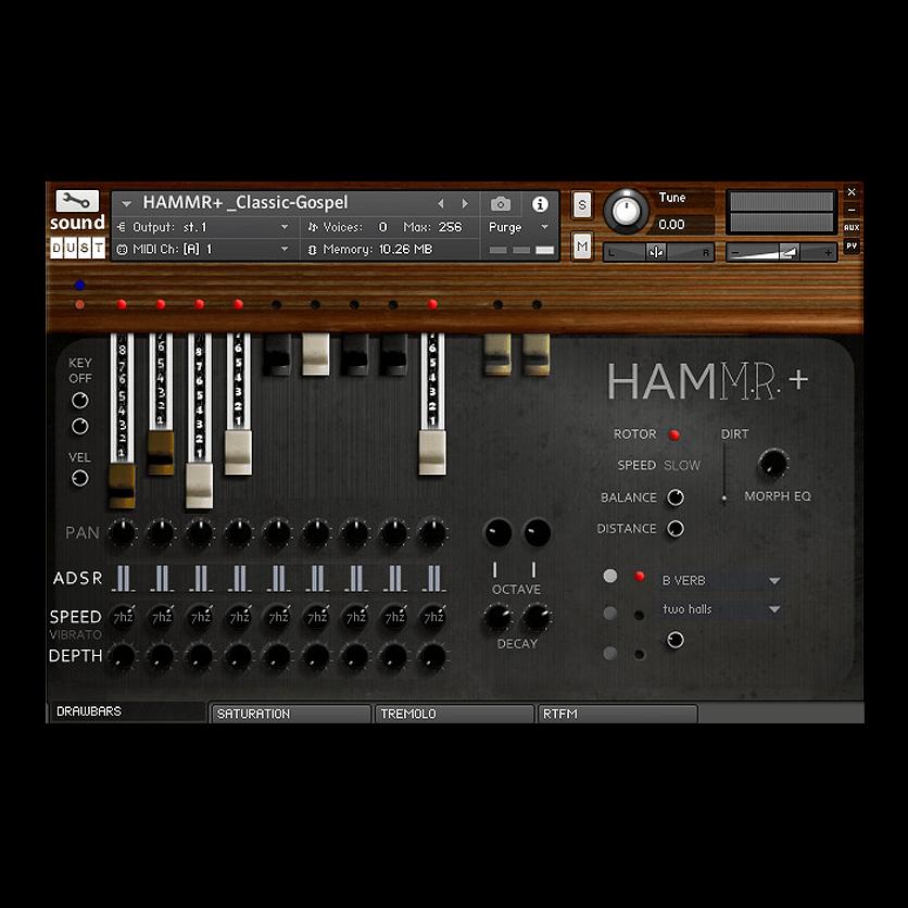Hammr+
