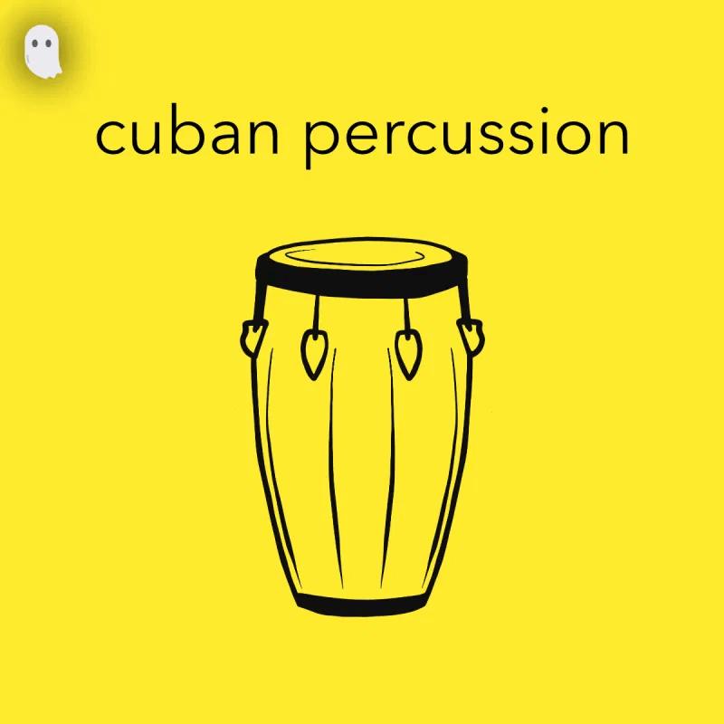 Cuban Percussion