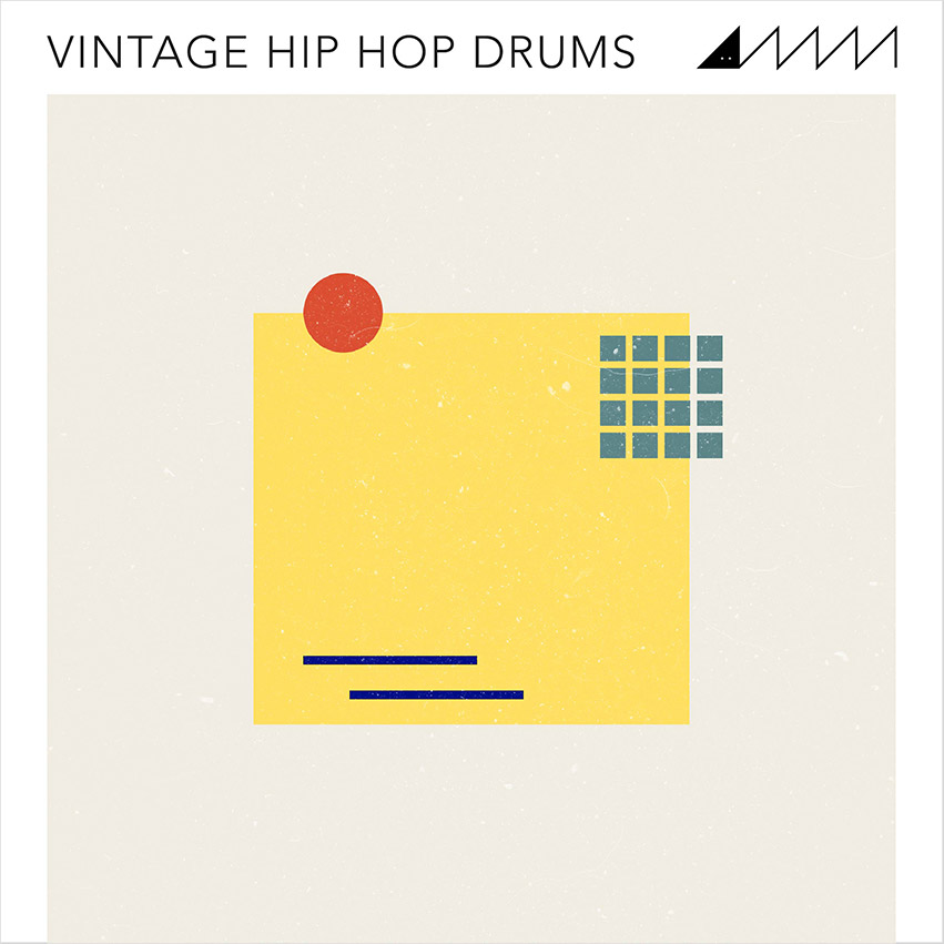 Vintage Hip Hop Drums