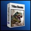 T-Rex Booms