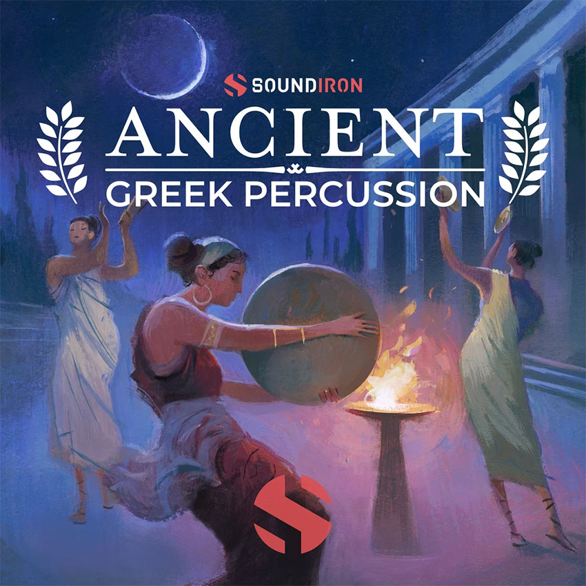 Ancient Greek Percussion