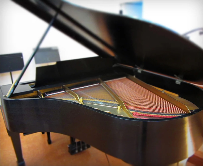 Supporting image for Montclarion Hall Grand Piano