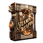 Steampunk Weapons - Uber God Gun 2 - single_shot_v3_5