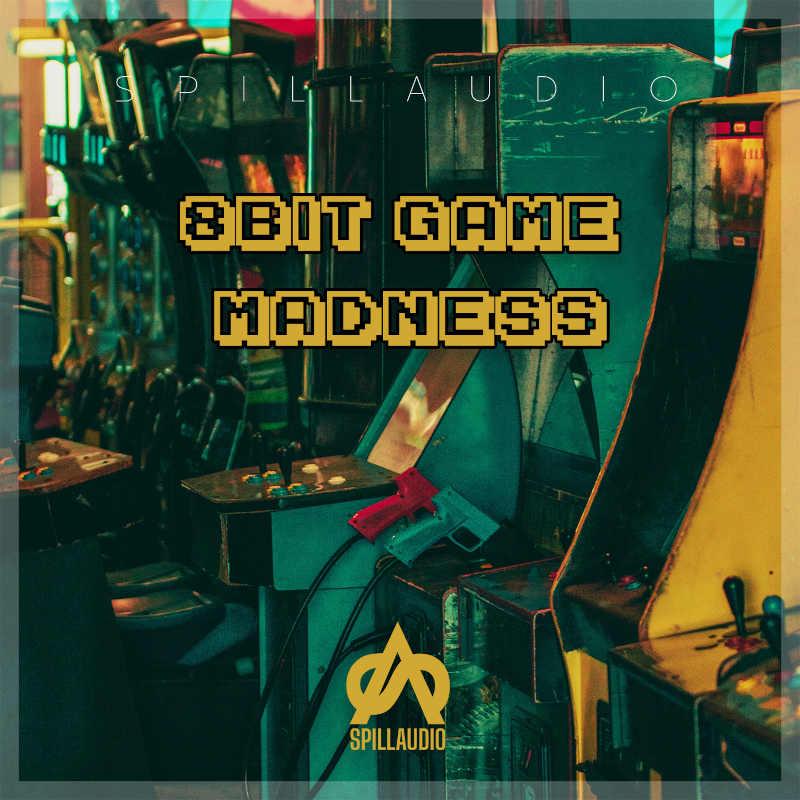 8bit Game Madness