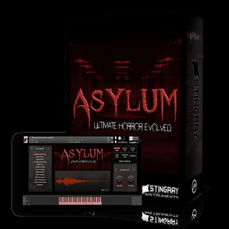 Asylum - Ultimate Horror Evolved
