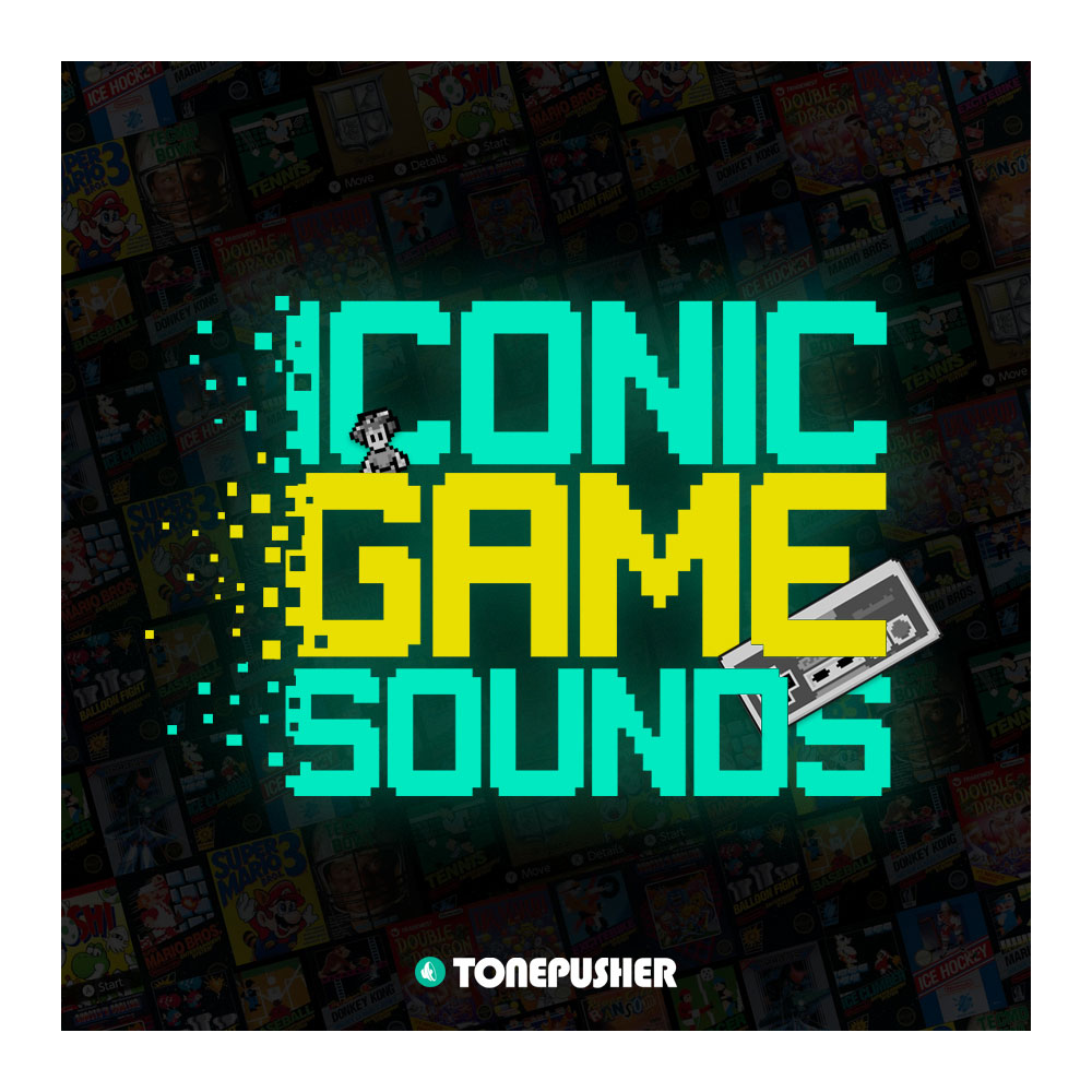 Iconic Game Sounds Vol 1