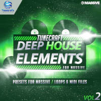 Deep House Elements for Massive Vol.2