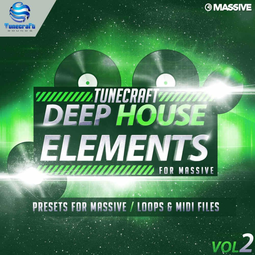 Deep House Elements for Massive Vol.2