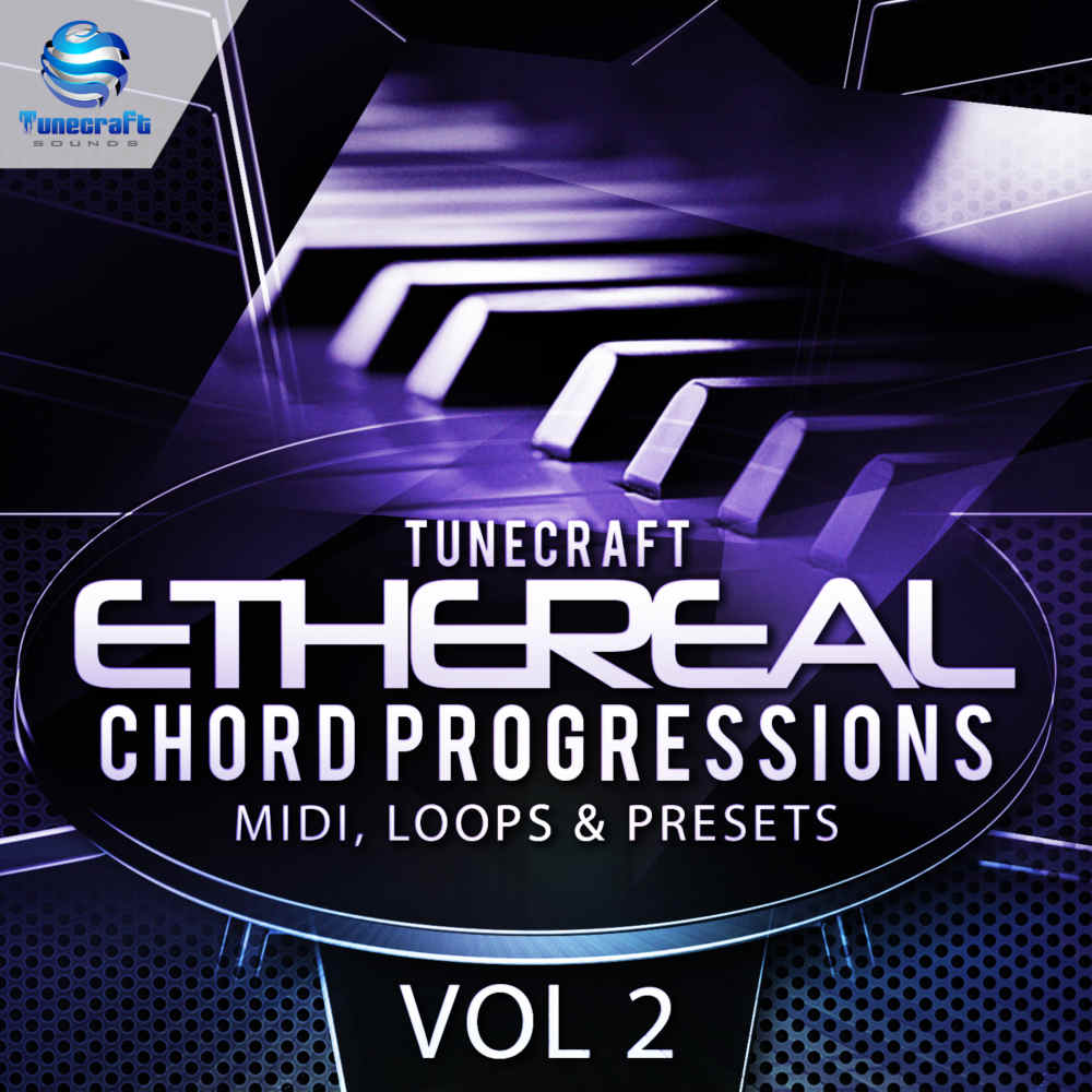 Ethereal Chord Progressions Vol 2