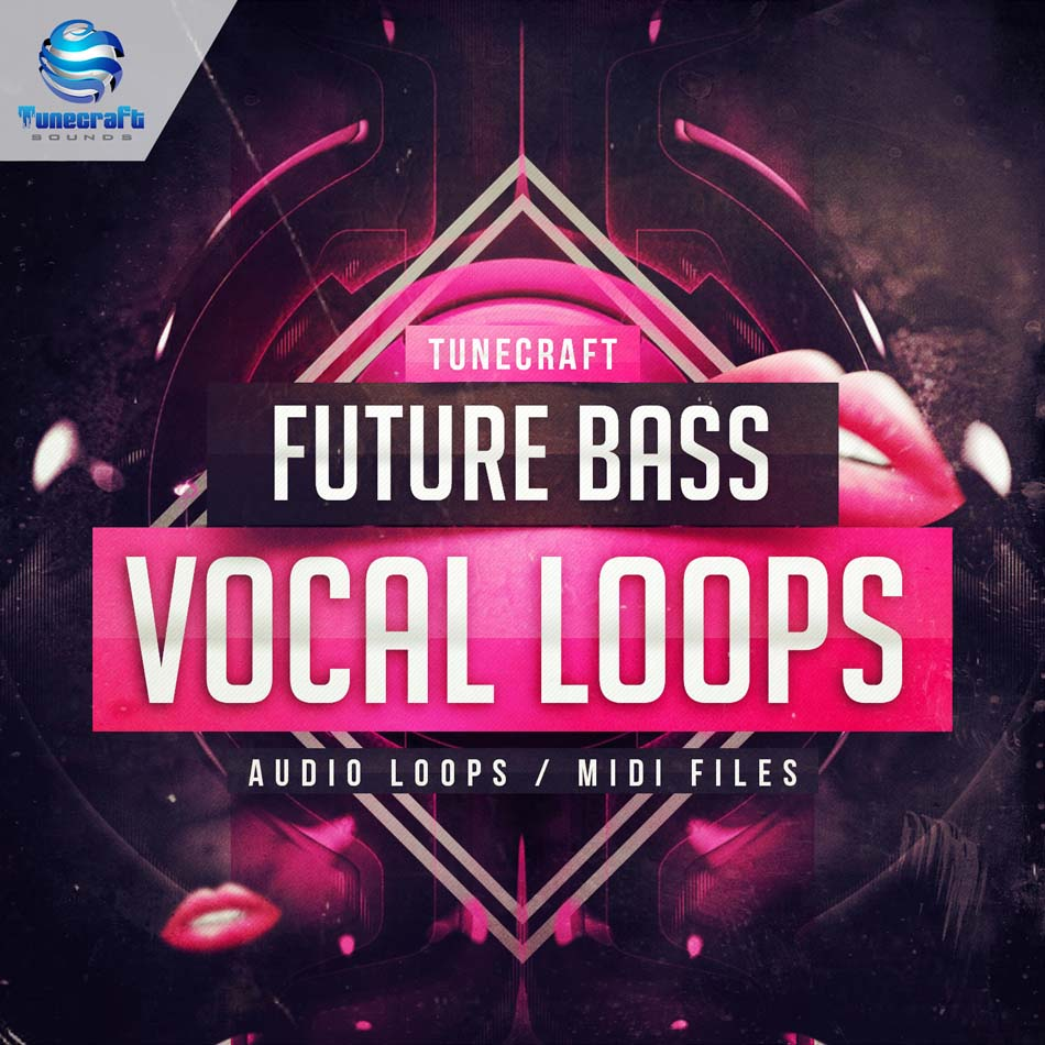 Future Bass Vocal Loops