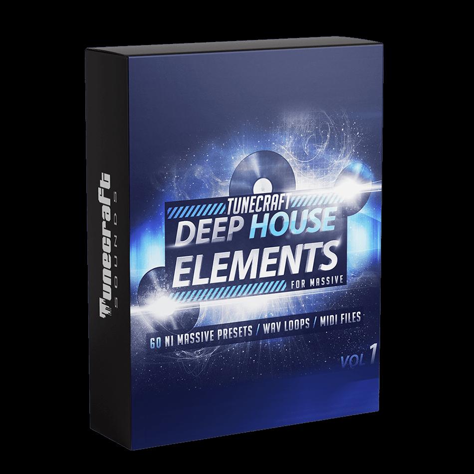 Deep House Elements Vol 1