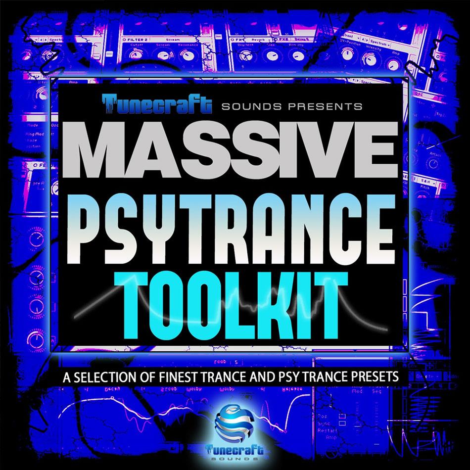 Massive Psytrance Toolkit
