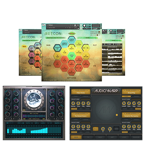 Audiowarp Bundle
