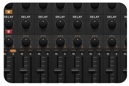 Image supporting 12 Individual Drum Machines