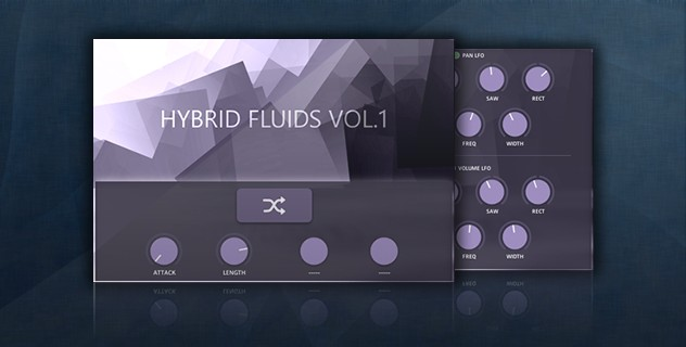 Image supporting HYBRID FLUIDS VOL 1