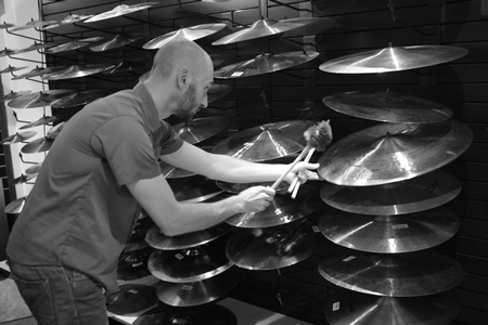 Image supporting Choose One of Ten Premium Cymbals