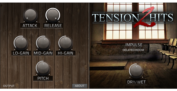 Image supporting KIT 3: TENSION