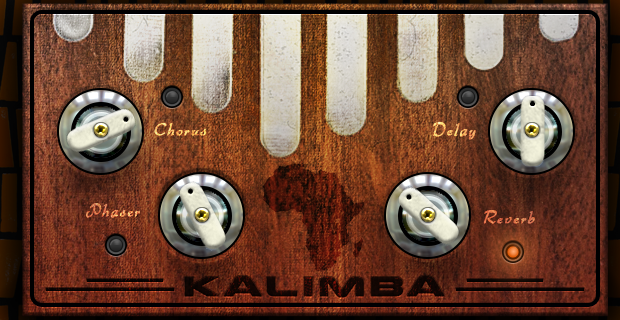 Image supporting DREAM KALIMBA