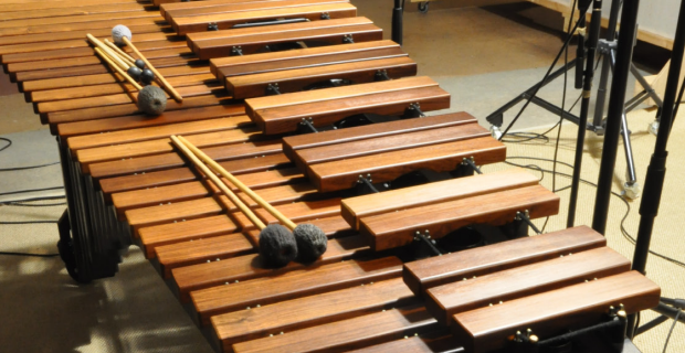 Image supporting THE MARIMBA