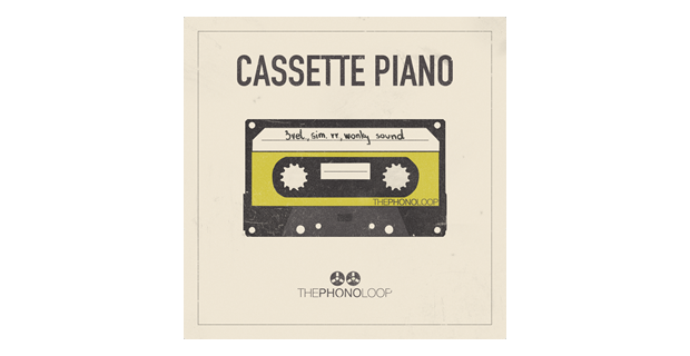 Image supporting THE CASSETTE PIANO
