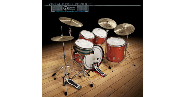 Image supporting VINTAGE FOLK ROCK KIT