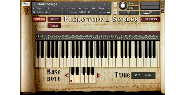 Image supporting Microtonal Scales Page 2