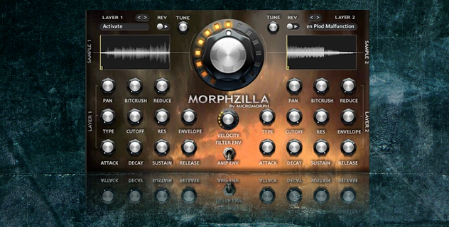 Morphzilla overview image