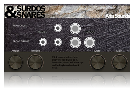Supporting image for Surdos and Snares