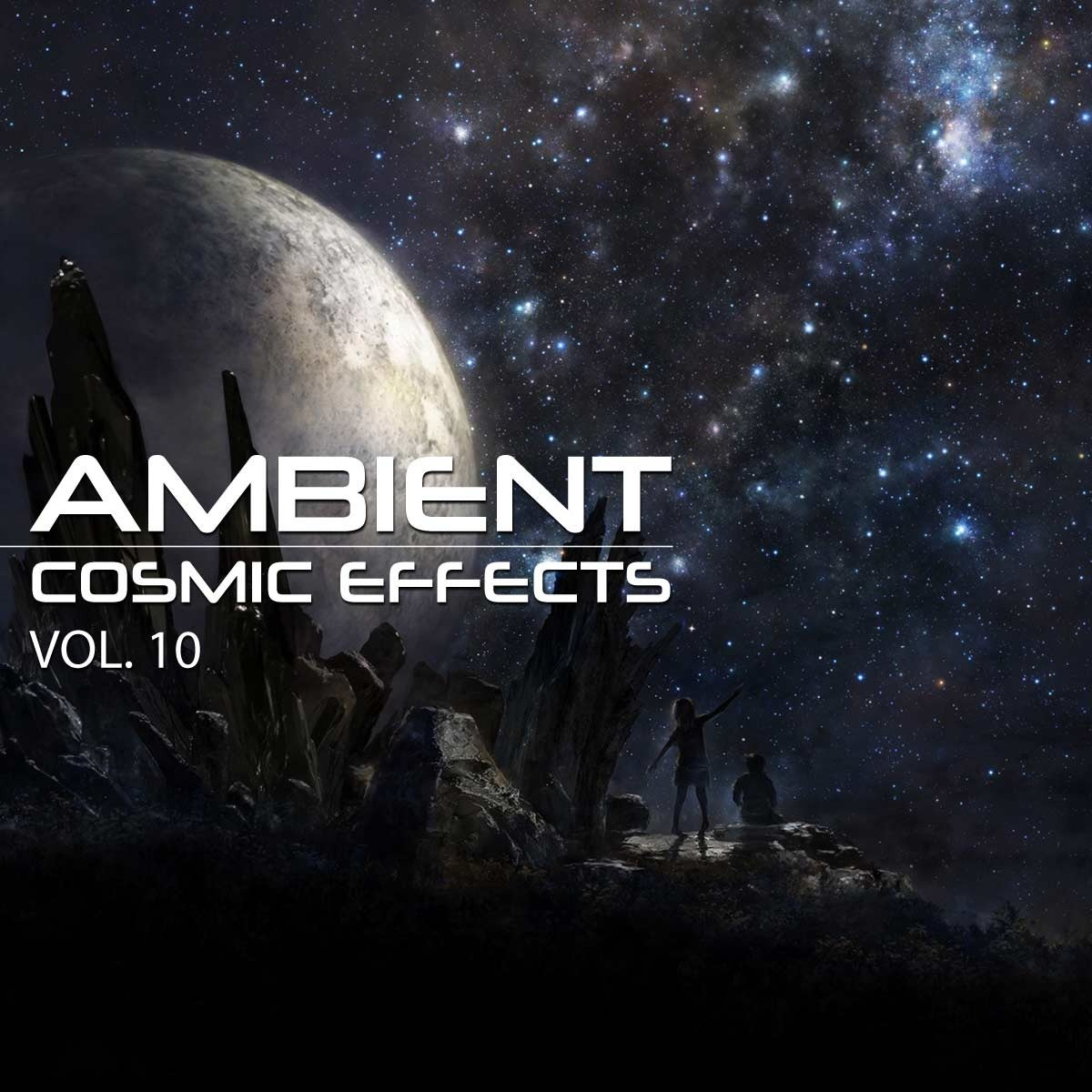 Ambient Cosmic Effects Vol 10