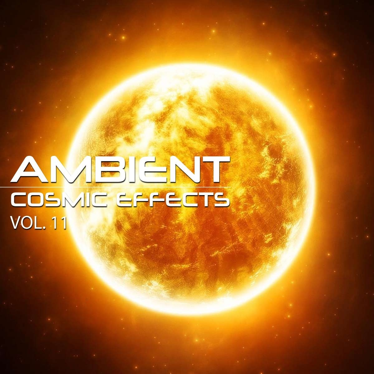 Ambient Cosmic Effects Vol 11
