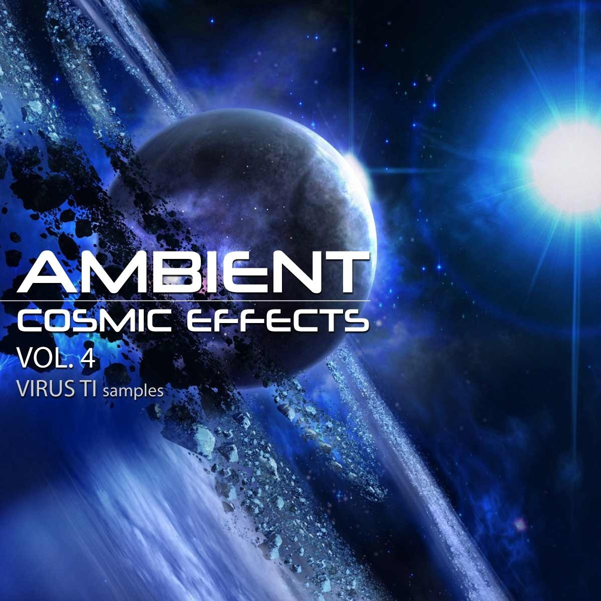 Ambient Cosmic Effects Vol 4