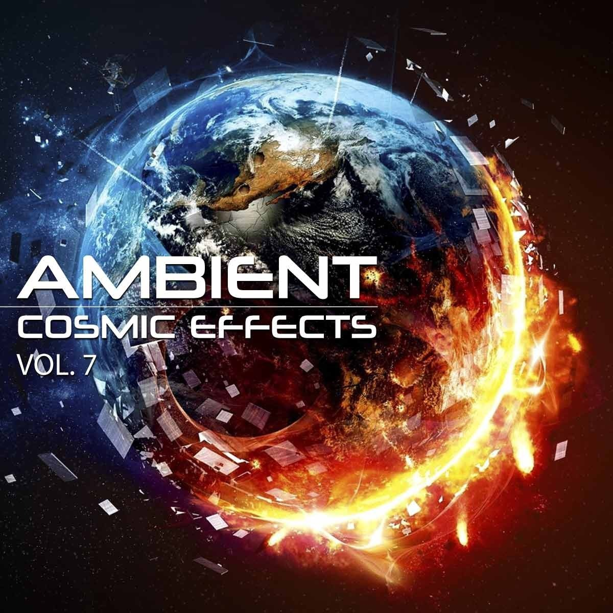 Ambient Cosmic Effects Vol 7