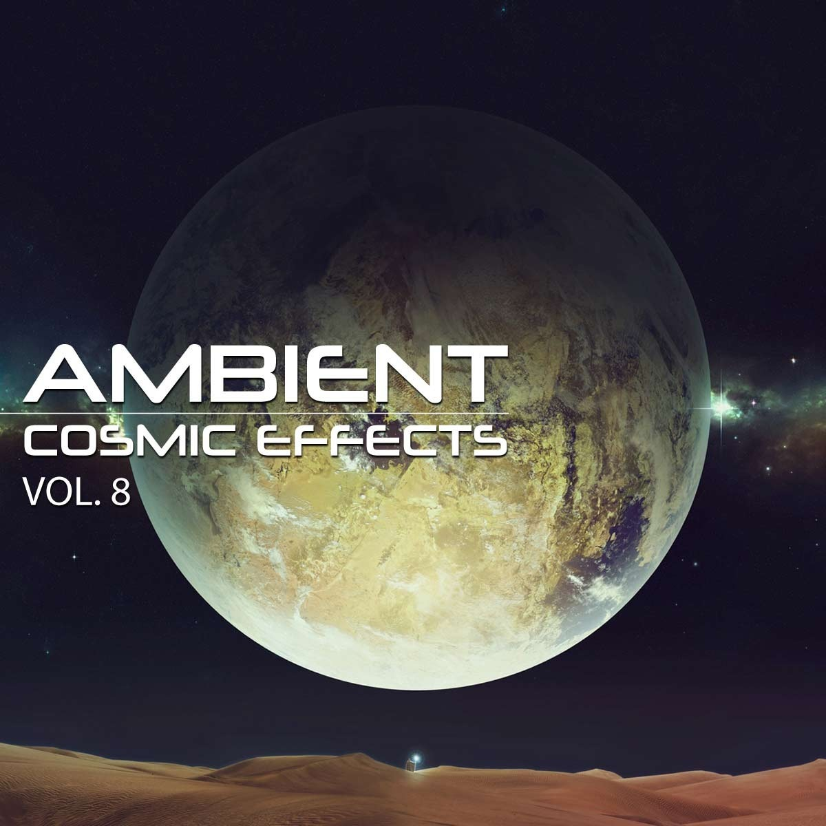 Ambient Cosmic Effects Vol 8