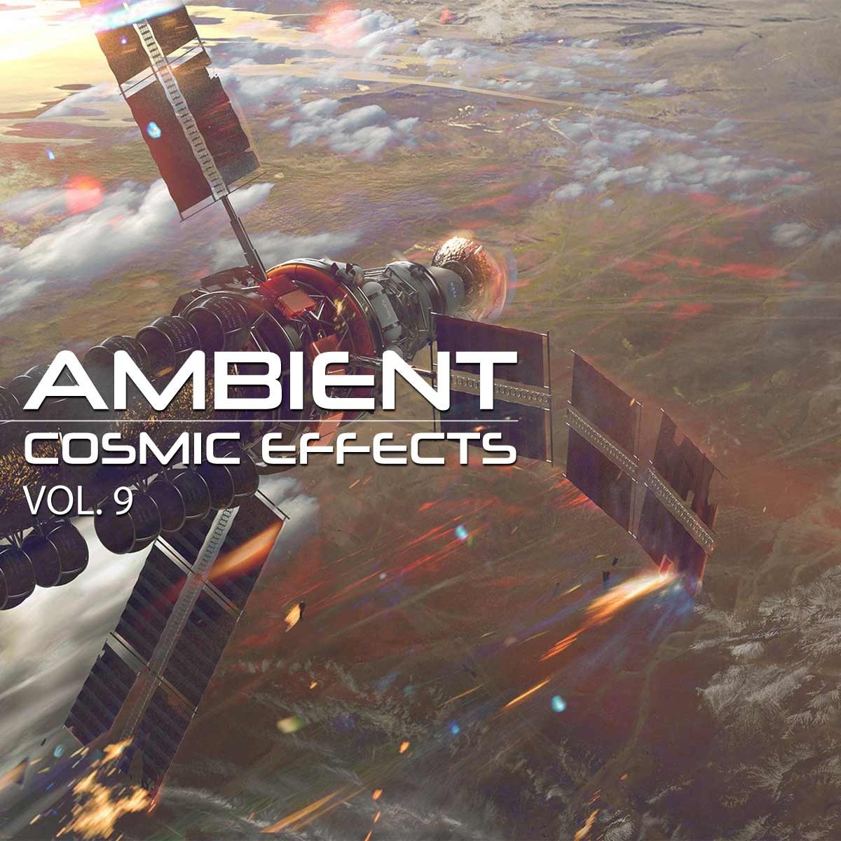 Ambient Cosmic Effects Vol 9