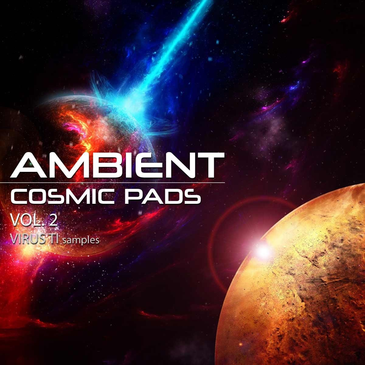 Ambient Cosmic Pads Vol 2