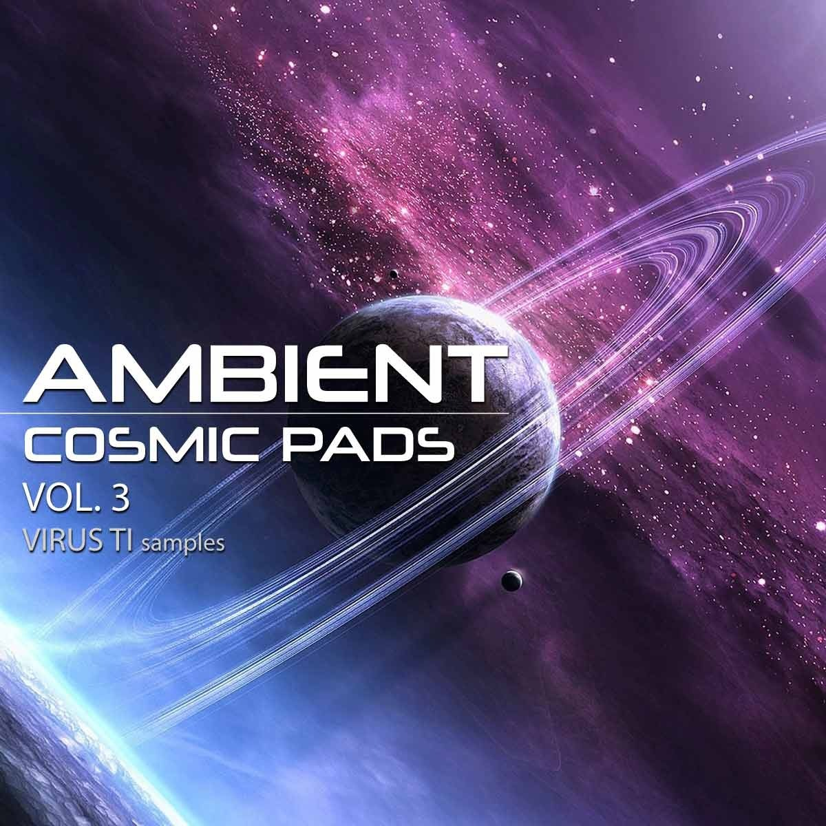 Ambient Cosmic Pads Vol 3