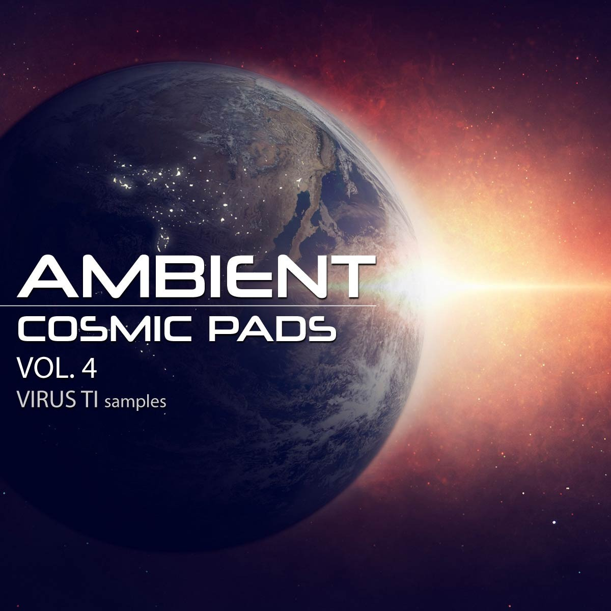 Ambient Cosmic Pads Vol 4