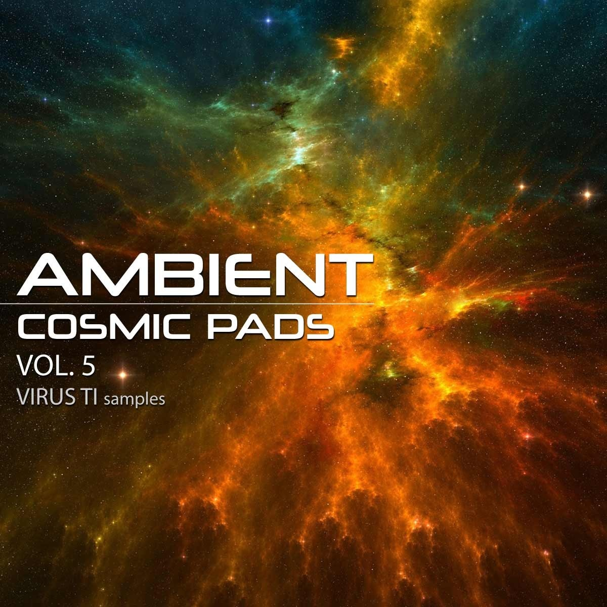 Ambient Cosmic Pads Vol 5