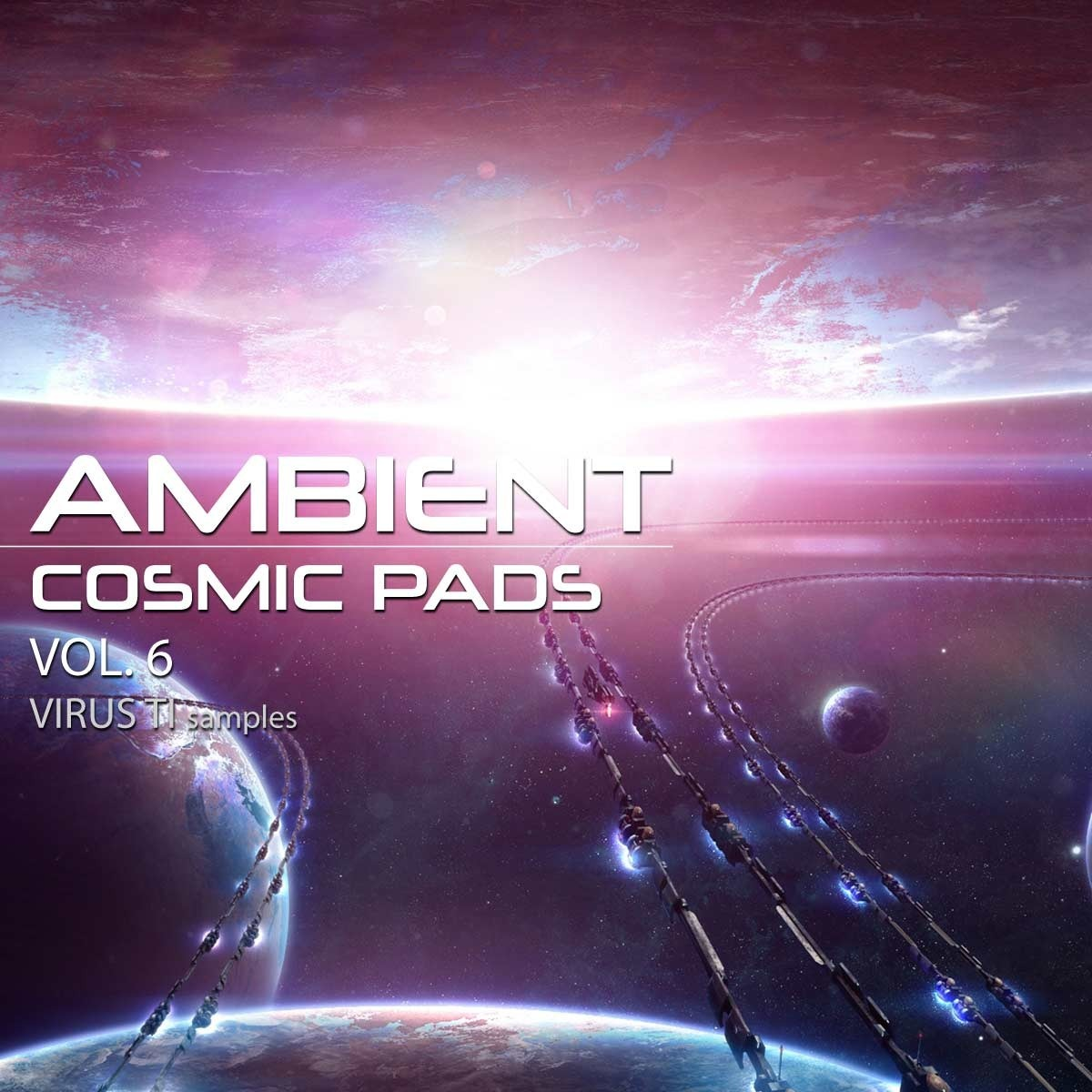 Ambient Cosmic Pads Vol 6
