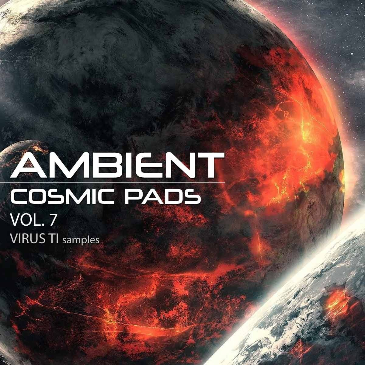 Ambient Cosmic Pads Vol 7