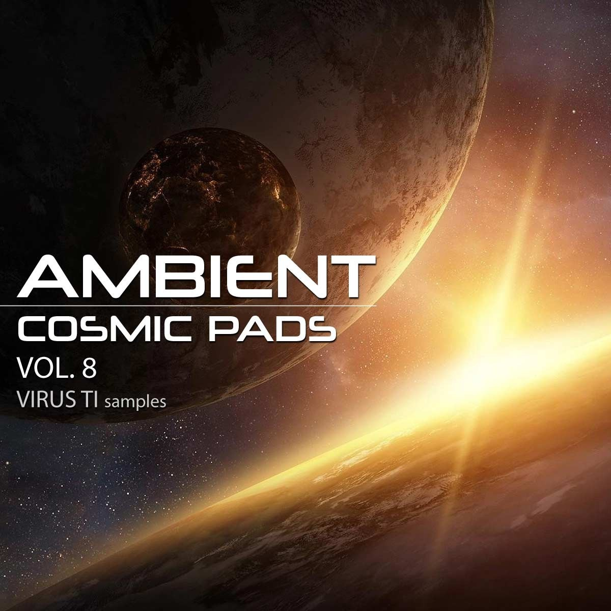 Ambient Cosmic Pads Vol 8