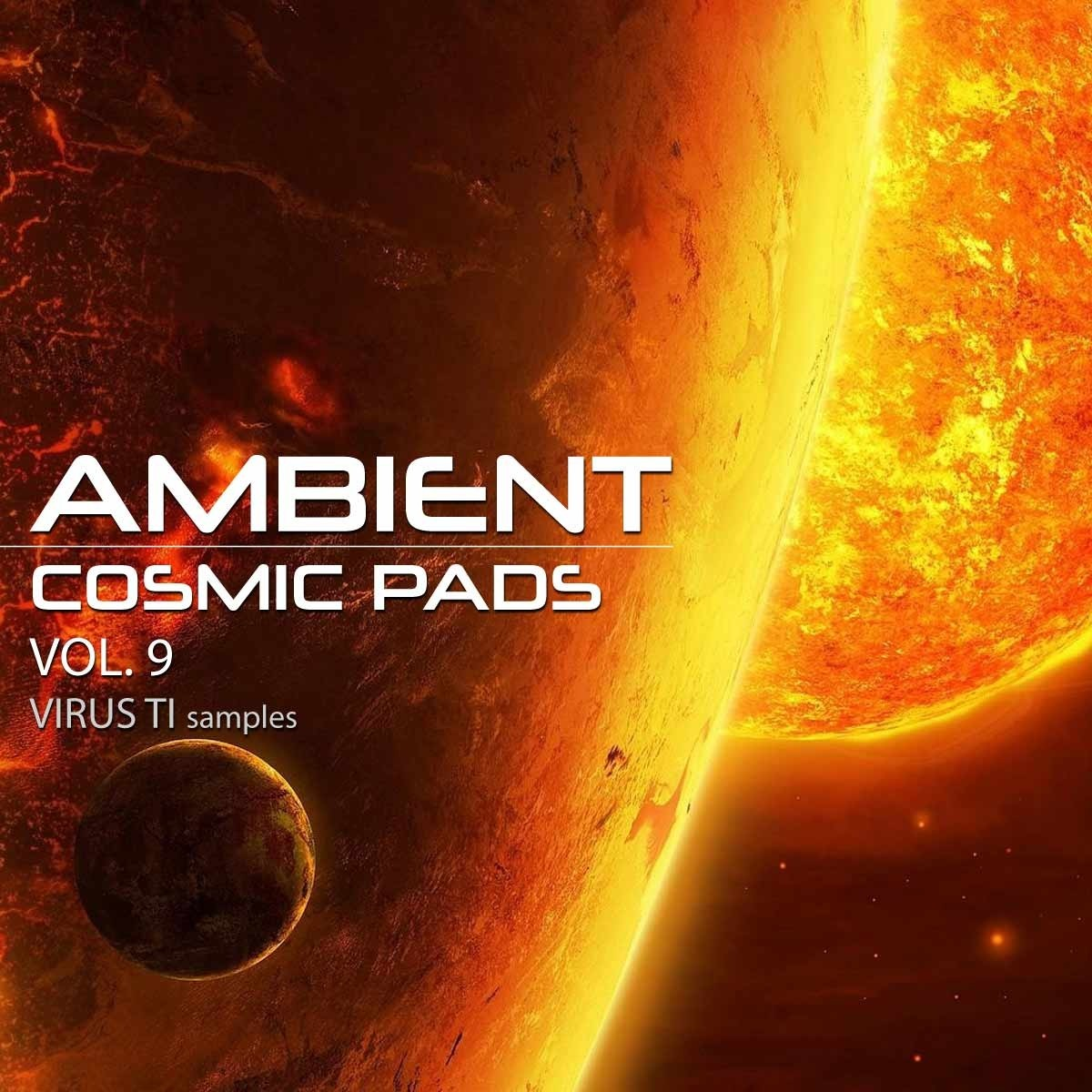 Ambient Cosmic Pads Vol 9