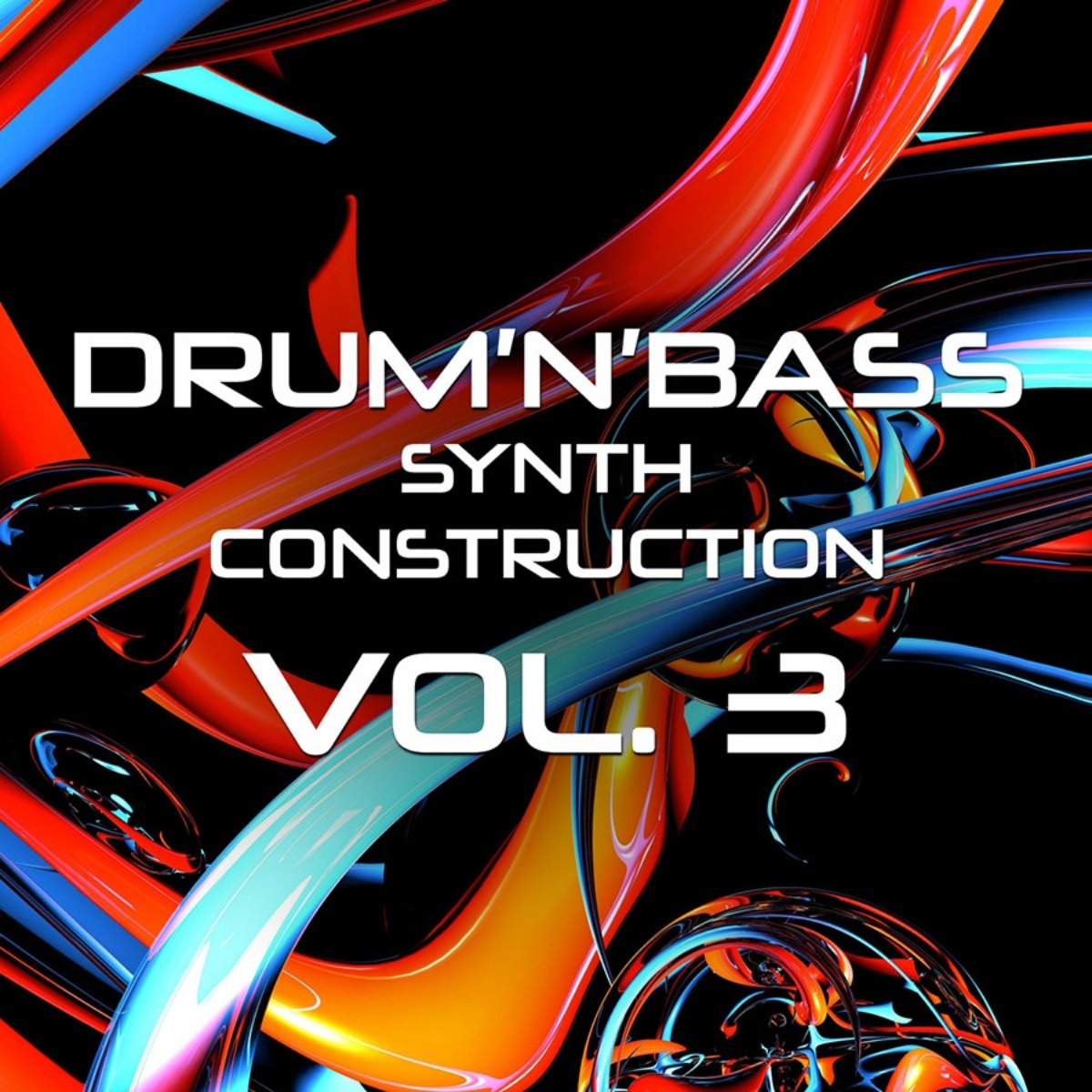 DnB Synth Construction Vol 3