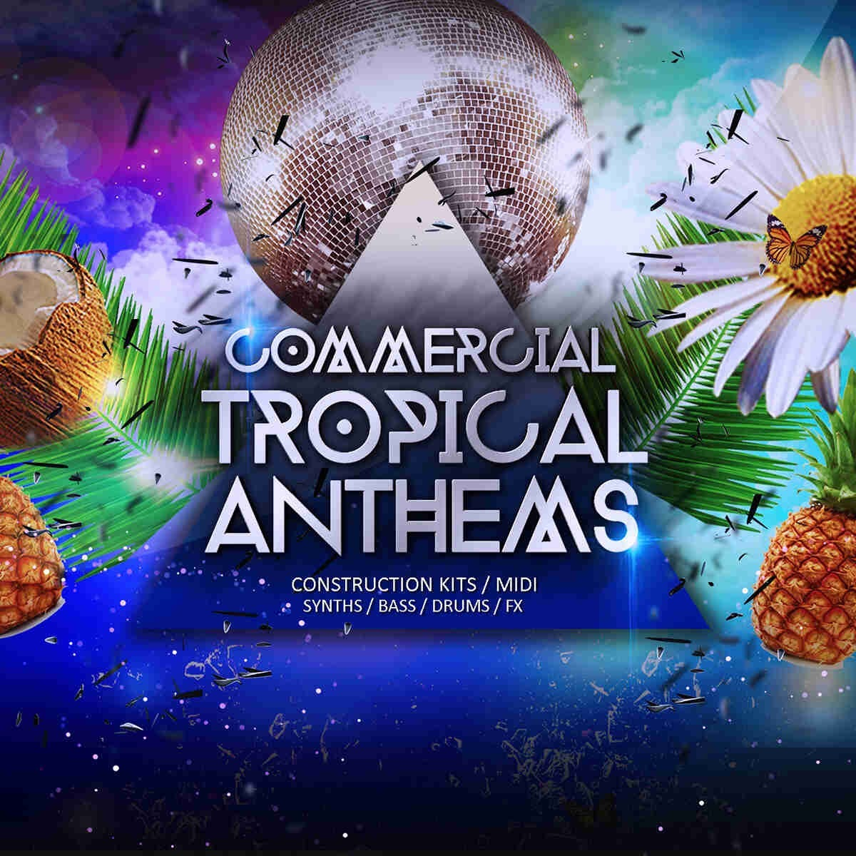 Commercial Tropical Anthems