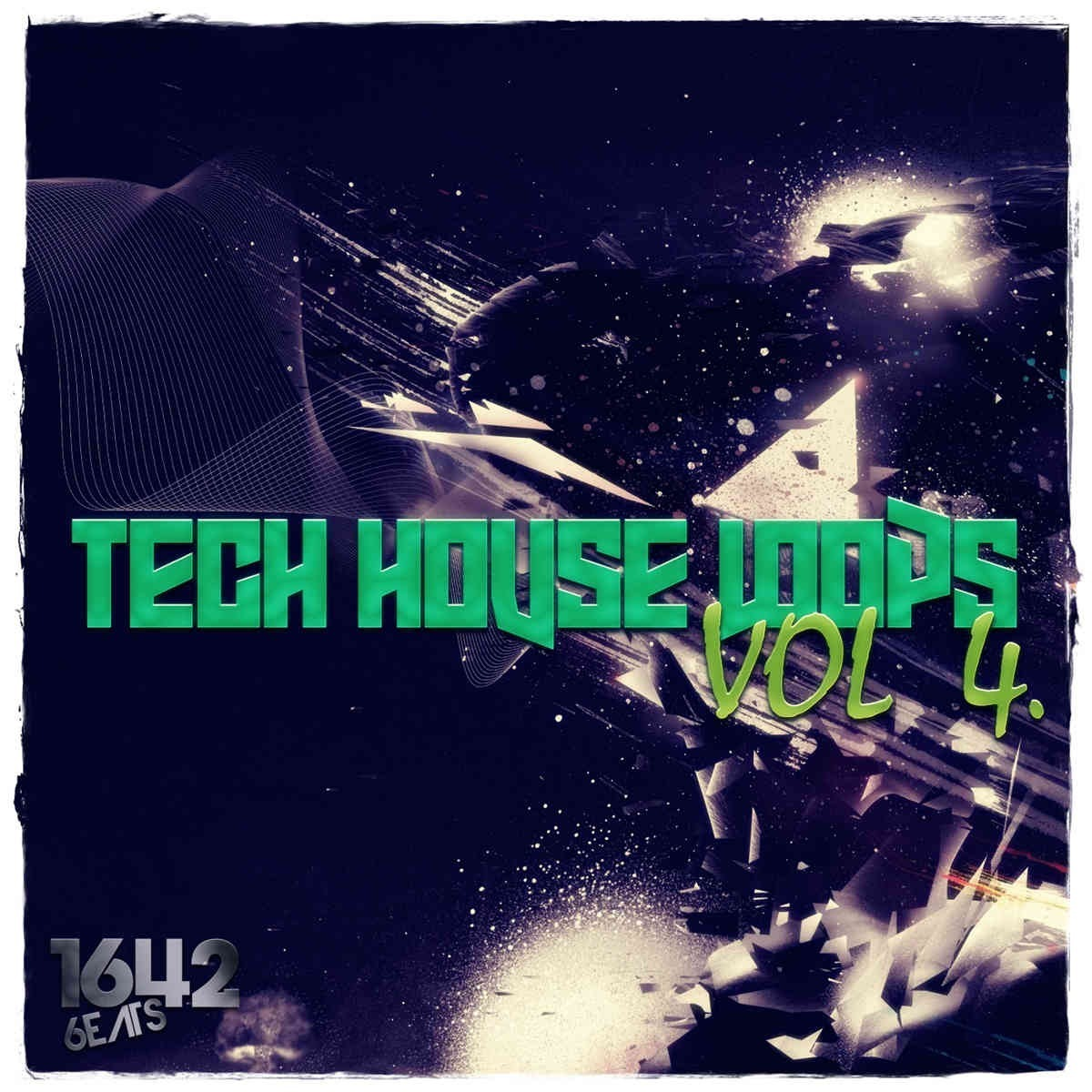Tech House Loops Vol. 4