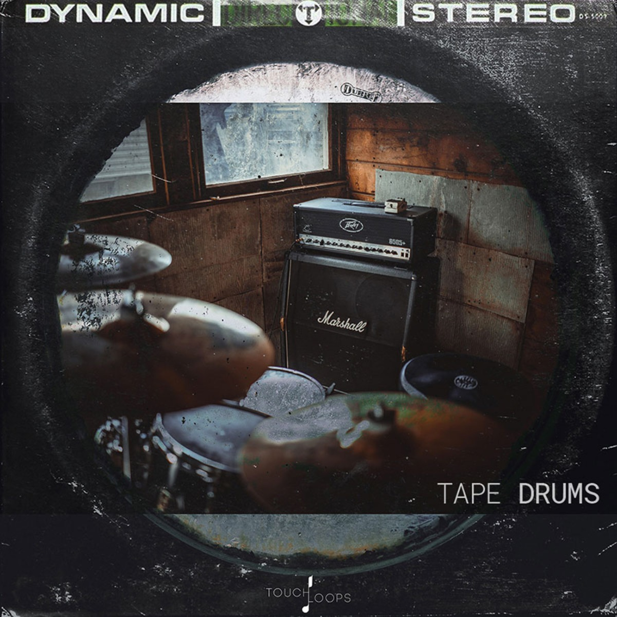 Tape Drums
