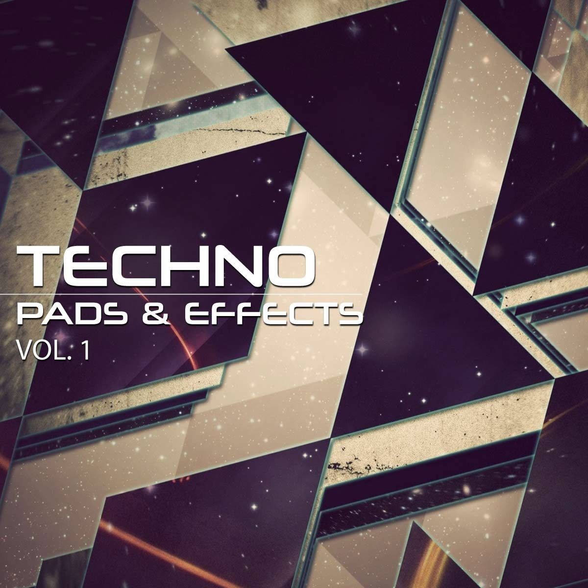 Techno Pads Effects Vol 1