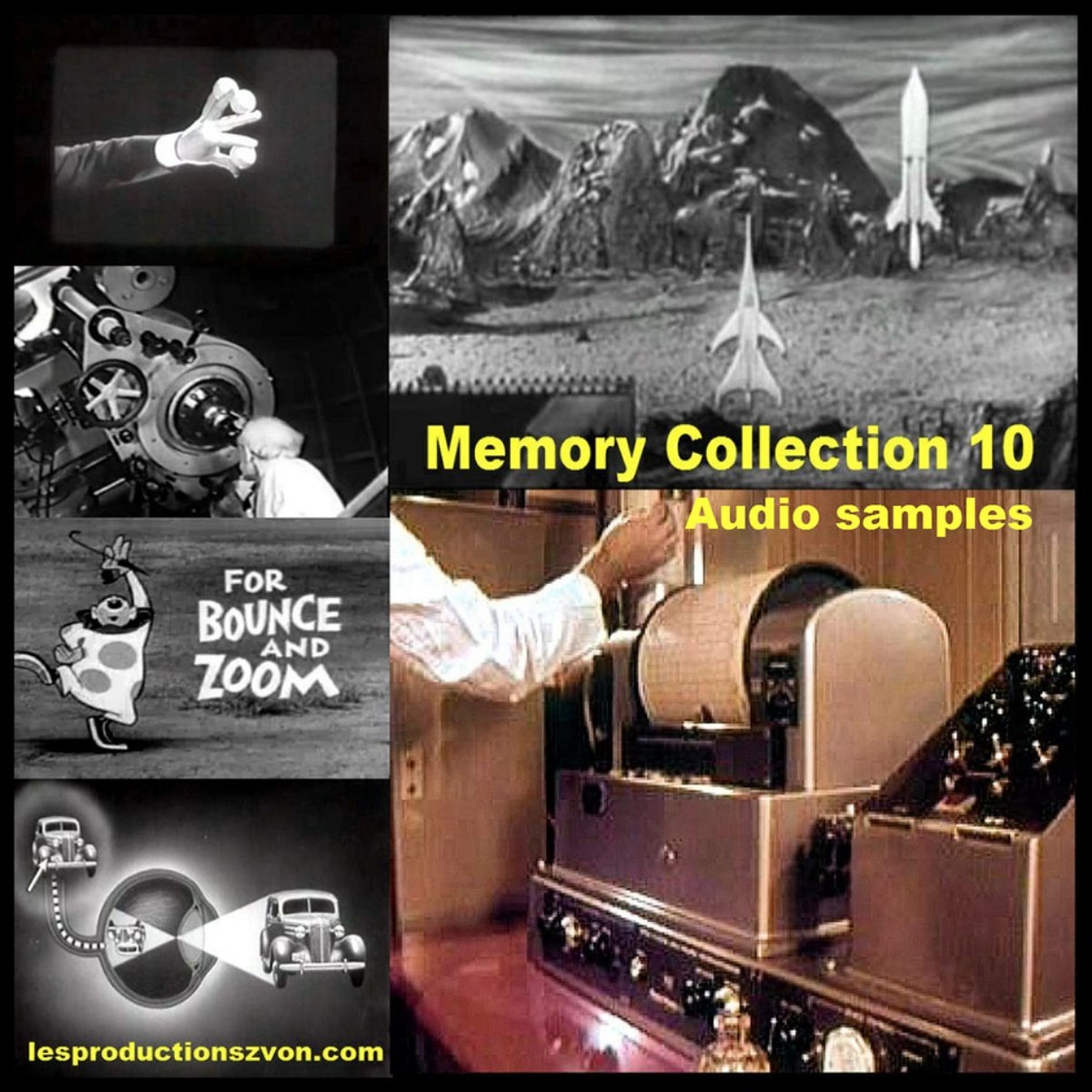 Memory Collection Pack 10 - Eclectic