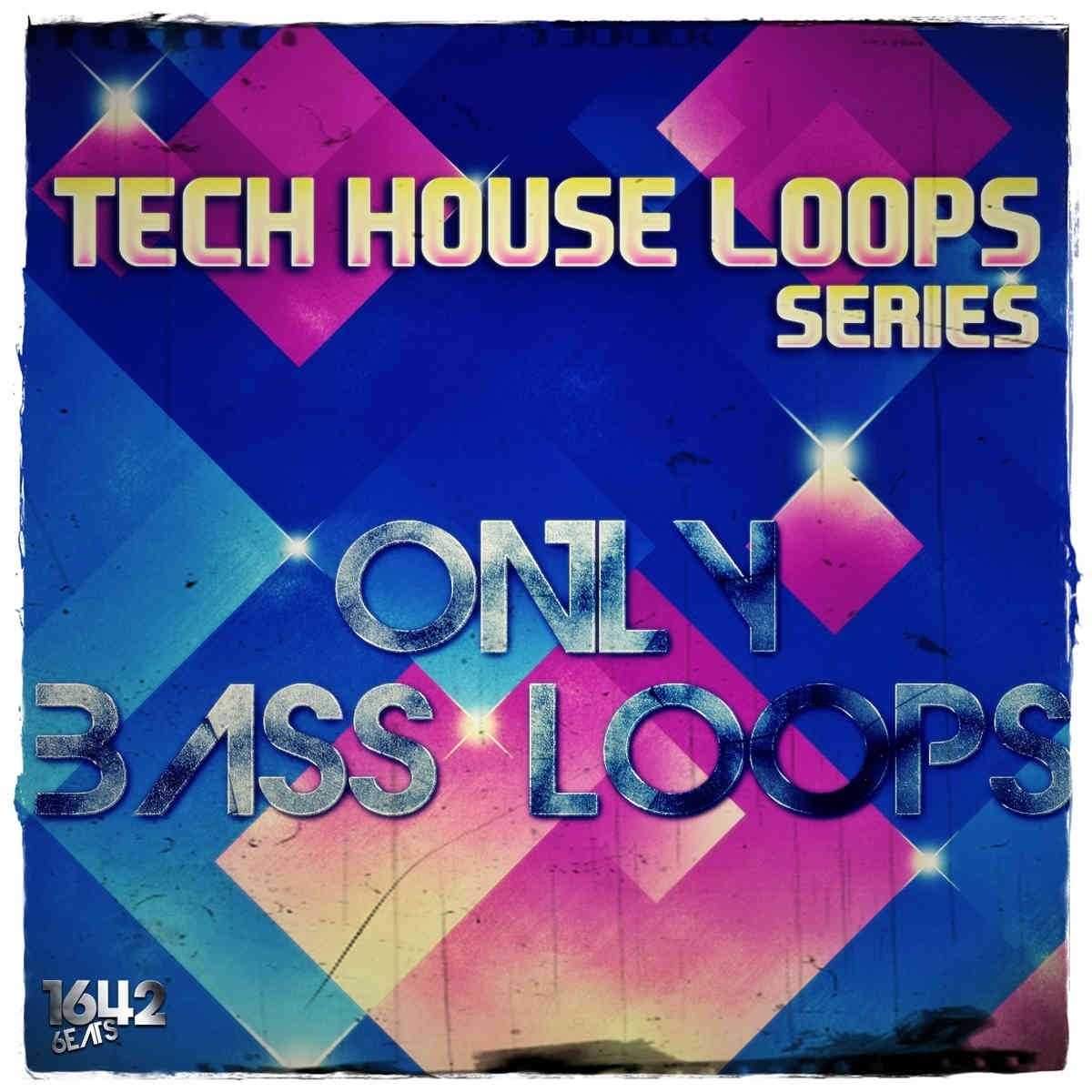 Tech House Loops Series - Only Bass Loops